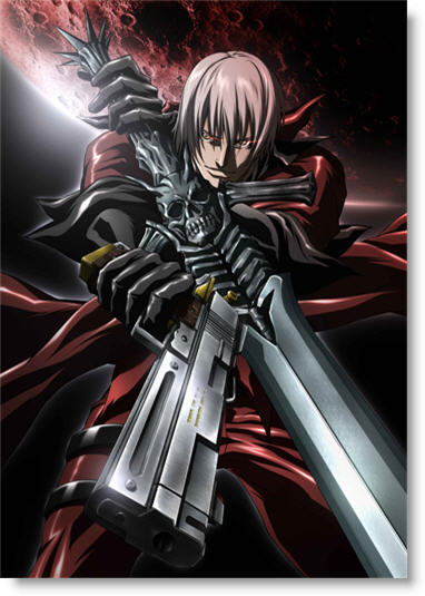Imagenes anime devil may cry anime